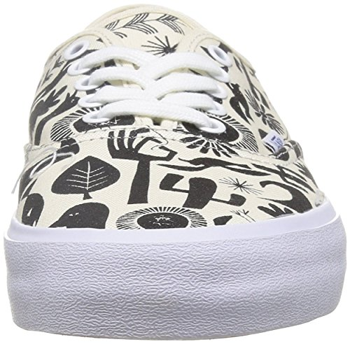 Vans Authentic Sf, Baskets Basses Homme Weiß