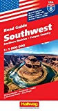 Hallwag USA Road Guide 06. Southwest 1 : 1 000 000: Southern Rockies. Canyon Country. Straßenkarte. Road map. Index. National Parks. City Maps.: Grand ... Arches, Mesa Verde (Hallwag Strassenkarten)