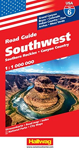USA Southwest 2017 (Road Guide)