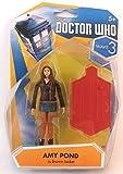 Doctor Who 10 centimetri d'onda 3 cifre * AMY STAGNO * In Giacca marrone (Inviato da UK)