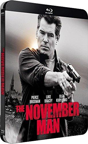The november man [Blu-ray] [FR Import]