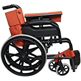 KHL Wheelchair With Mag Wheels - Diamond Black