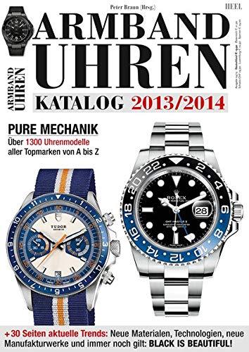 Armbanduhren Katalog 2013/2014