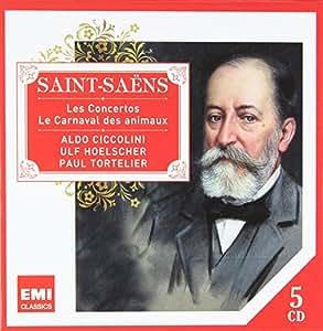 Saint-Saens: Concertos (Emi France)