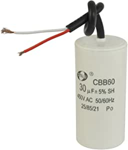 Cbb60 450v Ac 30uf Zylindrisch Polar Kondensator Motor Küche Haushalt