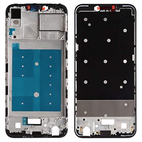 YAOLAN Ersatzteile Frontgehäuse LCD Frame Bezel Plate for Huawei Honor Play (Schwarz) Ersatzteile für Huawei (Farbe : Black) - Tags Plate Frame