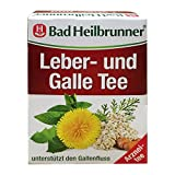Bad Heilbrunner Tee Leber und Galle Filterbeutel 8 stk