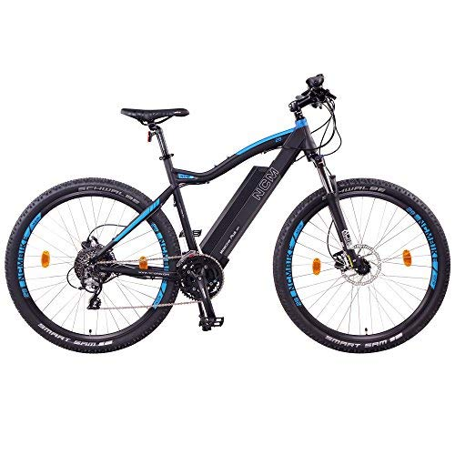 NCM Moscow Plus E-Bike Mountainbike Bild 4*
