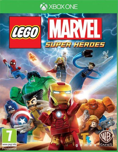 oes XB-One AT (Marvel Lego Spiel Für Xbox One)