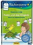 Robin und das Dingsda. Alarm im Klassenzimmer: Mit 16 Seiten Leserätseln und -spielen
