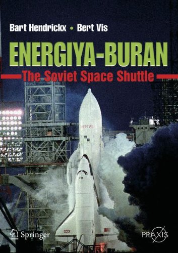 Energiya-Buran: The Soviet Space Shuttle (Springer Praxis Books) por Bart Hendrickx