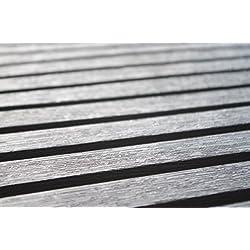 Keter/chalet et jardin 12-930223 Coffre Panama Gris Anthracite 116,7 x 44,7 x 57 cm