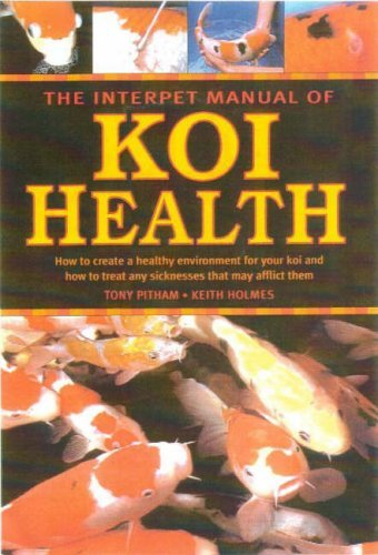 Interpet Manual of Koi Health by Tony Pitham (2004-11-01) (Interpet Koi)