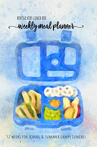 BENTGO KIDS LUNCH BOX - Weekly meal