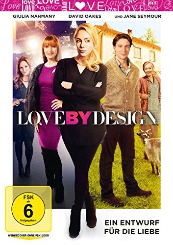 Romantische Filme-dvd (Love By Design - Ein Entwurf für die Liebe)