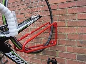 Porte-vélo rack mural de luxe