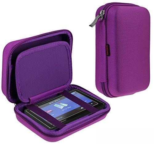 m Travel Hard Tragetasche Cover für die RAND McNALLY TND 540 GPS ()