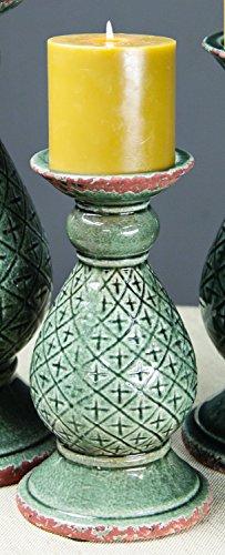 Keramik-Pfau klein Pfau Keramik