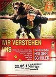 Holger Schüler - Witten 2012 - Veranstaltungs-Poster A1