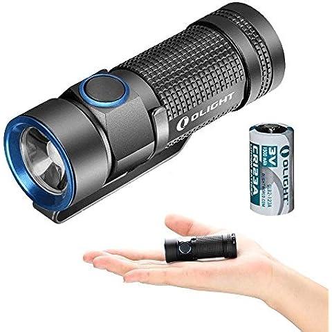 Olight® S1 Baton Lampada Torcia Tascabile a