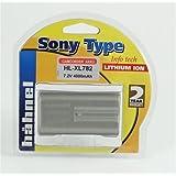 Hahnel Batterie Li-Ion Equivalente Sony NP-F930/F950/F970 7,2 V 6900 mAh
