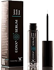 EOXX SERUM - Eyelash Growth Serum MADE IN GERMANY - Innovative Rezeptur für MAXIMALE ERFOLGE