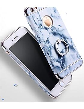 Vanki®iphone 6/6s plus Custodia,Ultra sottile Metà struttura Circondata cassa durevole PC del phone case/cover...
