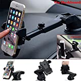 ACHICOO UniVer-sal Car Holder Windshield Suction Cup Mount Stand for Cell Phone GPS Accessories and Practical Gifts