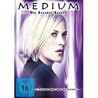 Medium - Die sechste Season