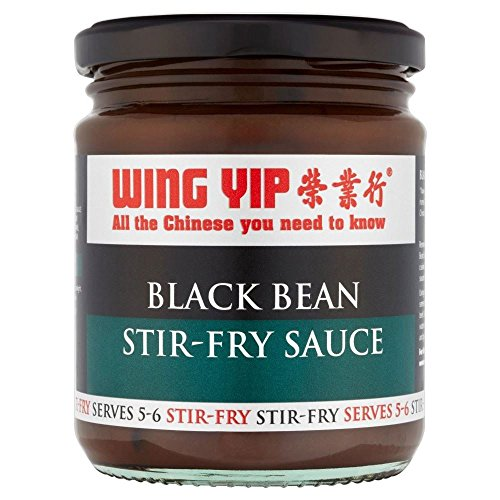 Aile Remuer Yip Sauce À Frire - Haricots Noirs (250Ml)