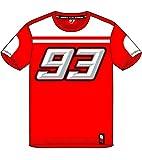 MotoGP Apparel Giacca Front Insert 93, Rosso, Taglia M