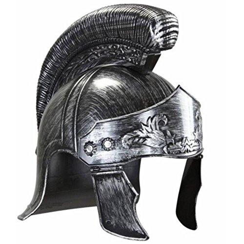 Römer Helm Ritter Karneval Ritterüstung Ritterhelm (Kinder Caesar Kostüm)