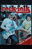 ROCK & FOLK 116 SEPTEMBRE 1976 HOT TUNA Jimi Hendrix Procol Harum Images Rod STEWART
