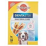 Pedigree Dentastix Premios Para Perros Medianos - Paquete de 28