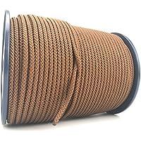 floatline Boje Seil ropeservices UK 6/mm Smaragd Gr/ün geflochtenes Polypropylen-Seil X 150/M Kordel
