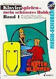 Klavierspielen - mein schönstes Hobby Band 1 (+CD) im Ringeinband mit praktischer Notenklammer. Die moderne Klavierschule für Jugenliche und Erwachsene von Hans-Günter Heumann (Ringeinband) (Noten/Sheetmusic)