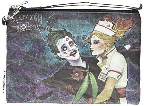 Dynomighty Design DC Comics Bombshells Joker & Harley Quinn Wristlet (Dynomighty Design)