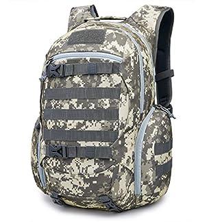 51oA3E5wIdL. SS324  - Mardingtop 35/40L Mochila Militar Táctica Mochilas Molle Acampada Camping Senderismo Deporte Backpack de Asalto Patrulla