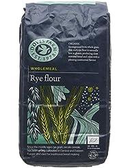 Doves Farm Organic Rye Flour, 1kg