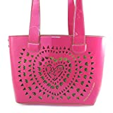 'french touch' tasche 'Agatha Ruiz De La Prada'rosa grün.