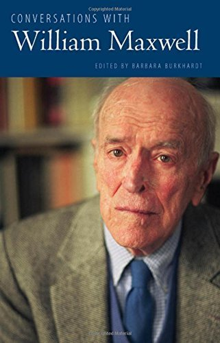 Conversations with William Maxwell (Literary Conversations Series) (2012-05-09)