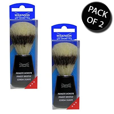 2x Wilkinson Sword 7000235N Shaving Brush