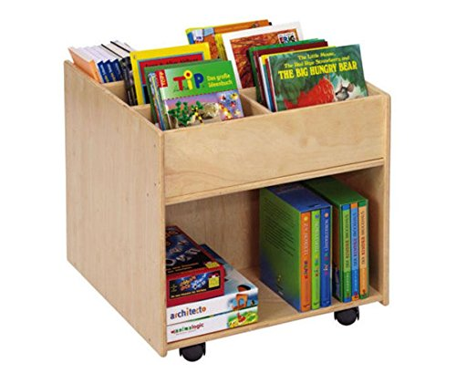 Flexeo 85622 – Bücherregal Buchmobil
