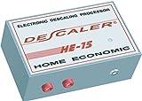 Descalcificador de agua electrónico descaler HE-15 es un potente inhibidor de cal domestico facil de instalar capaz de eliminar las incrustaciones de cal de las tuberías tambien conocido como sistema antical electrónico