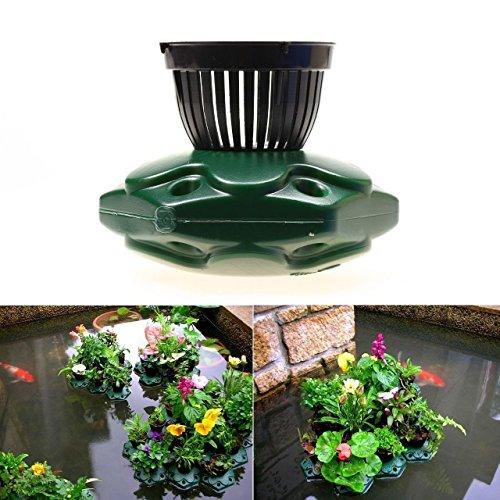 aquaponics-floating-pond-planter-basket-kit-hydroponic-island-gardens-features-by-aquarium-supplies