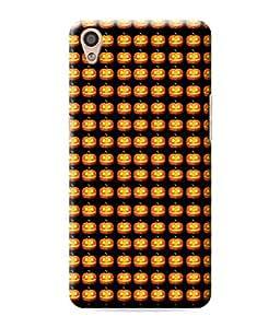 Be Awara Hallowen Design Designer Mobile Phone Case Back Cover For Oppo R9 Plus