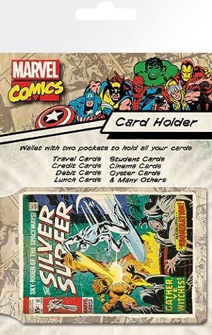 GB eye Marvel Silver Surfer Card Holder