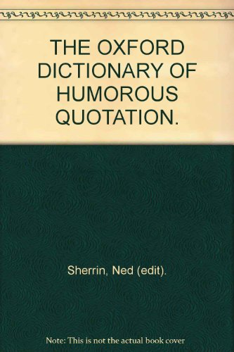 the-oxford-dictionary-of-humorous-quotations