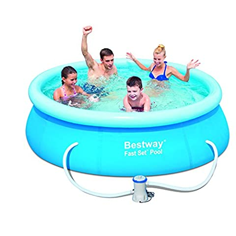 Bestway Clear Fast Set Pool Above Ground