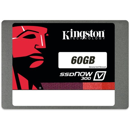 Kingston SSDNow V300 - Disco duro interno con capacidad de 60 GB (2,5 pulgadas, SATA 3.0)